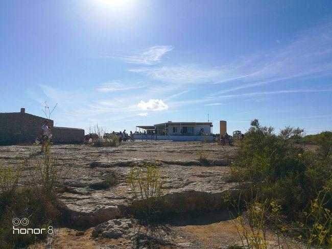 Formentera Ibiza Spain🇪🇸 Formentera Island Beautiful Nature Holidays ☀ First Eyeem Photo Vacations Nature Beauty In Nature Holiday♡ Ibiza, Spain Niceview Naturalphotography Landscape Beauiful Bluesky♡ 2017 2017