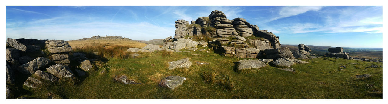 Great Staple Tor Great Staple Tor Loving The Moors Dartmoor Moors Wilderness The Great British Wilderness The Great Outdoors Devon Tor Rocks And Sky Touching The Sky