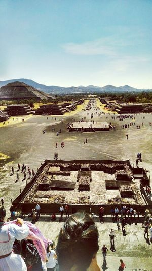 Mexico Amazing View Piramids Hi! Check This Out Hello World Eye4photography  Cultureofmexico ❤