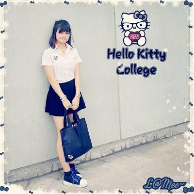 Hello Kitty College! ??劉爱菲
