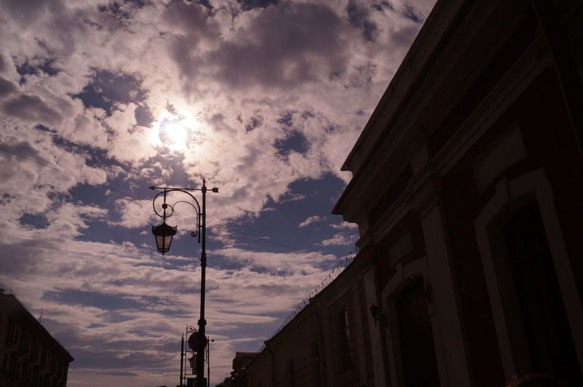 S.peterburg Sankt-peterburg Sankt-Petersburg Sky Sky And Clouds