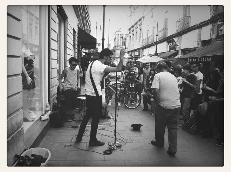 RockStreetBand. Cityscapes Culture Outdoor Photography Out And About