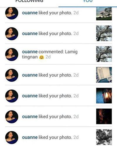 Floodlike @ouanne thank you yum. Hehe