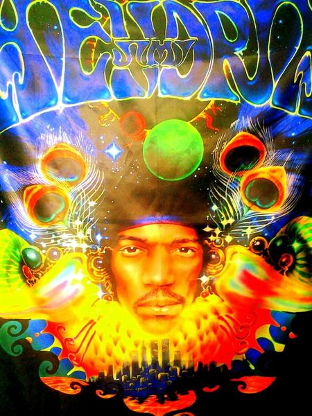 Jimmy Jimmy Hendrix Trippy 420