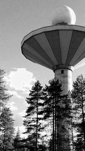 Watertower Sky