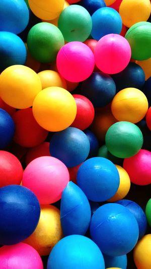 Em festa de Aniversário Balls Festa Infantil  Diversão Colors Colorsball