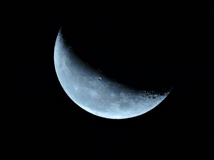 Moon Astronomy Scenics Night Space Exploration Low Angle View Beauty In Nature Exploration Discovery Majestic Tranquil Scene Planetary Moon Space Dark Tranquility Moon Surface Idyllic Mystery Sky Nature