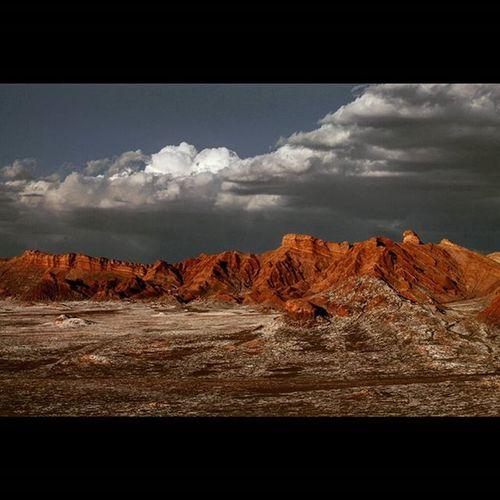 Valle de la Luna, Atacama Valledelalunachile Atacamadesert Marte Mars