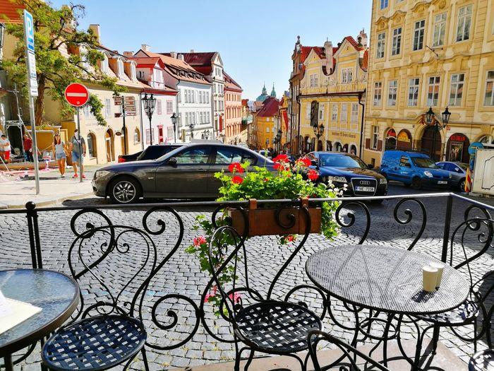 City Car Street