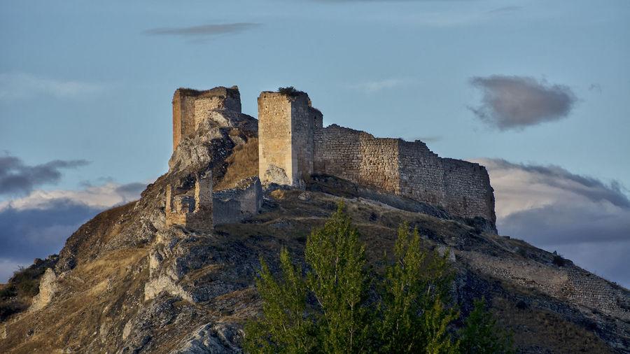 Castillo Castillo De Burgo De Osma Castle History Ösmå