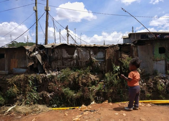 The biggest slums in Africa. City within the city Kibera Slum Slums Realpeople One Person Kidsofafrica Mamaafrica Wickitravels To  Nairobi Kenya