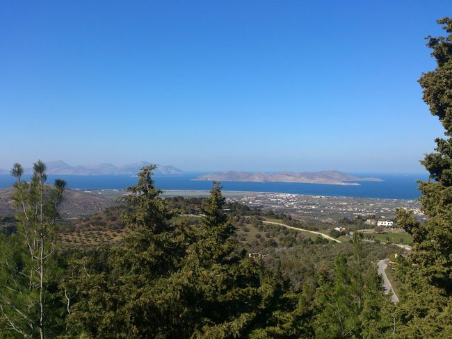 Greece, kos, view Blue Nature Sea Clear Sky Beauty In Nature No People
