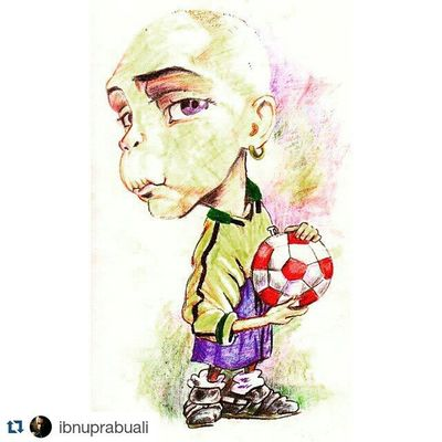Repost @ibnuprabuali with @repostapp ・・・ Art Illustration Drawing Draw Picture Photography Artist Sketch Sketchbook Paper Pen Pencil Artsy Instaart Gallery Masterpiece Creative Instaartist Graphic Graphics Artoftheday Ronaldolima Ronaldo R9 brasil brazil caricature worldcup1998