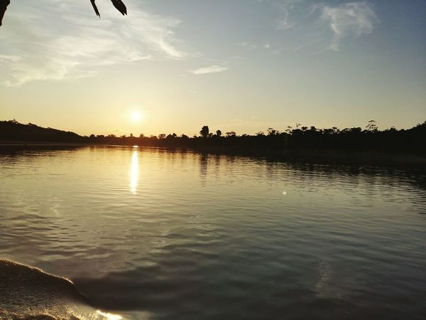 Amazonas-Peru Sunset_collection