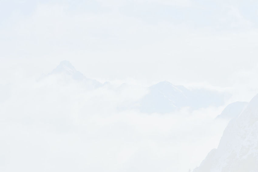 Skitour_Hinterstein_GroßerDaumen_2018_02_10947 Cloud Whiteout Winter Abstract Landscape Clouds And Sky Cold Temperature Day Dust Fog Highkey Landscape Mountain Mountain Range Nature No People Outdoors Sky Snow Tranquil Scene Tranquility White White Background White Color Whiteout Conditions Winter
