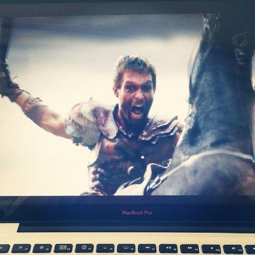 MyTypeofMorning Spartacus Lovethisshow RipAndyWhitField