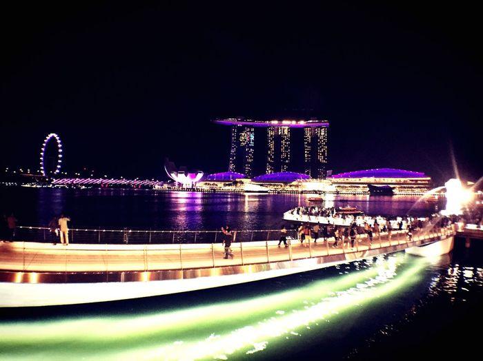 Singapura Adapted To The City