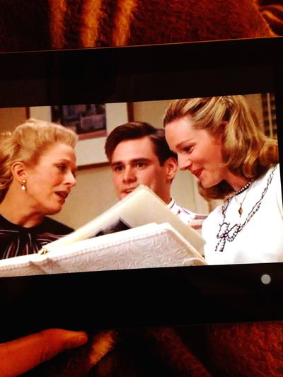 The Truman Show Film Enjoying Life Quality Quality Time Verygood