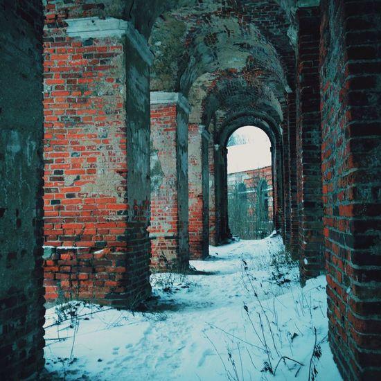 Arhitecture Like Vscocam My Nature HASHTAG Russia Winter Photo Love