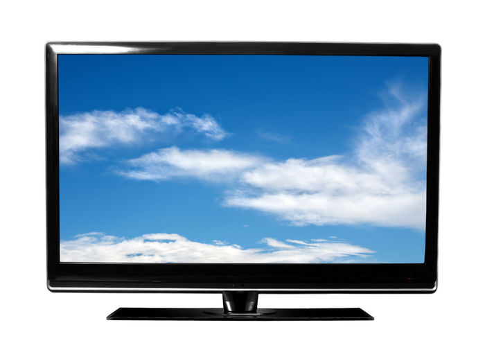 Day Device Screen Flat Screen Liquid-crystal Display No People Sky Technology Television Set Wide Screen