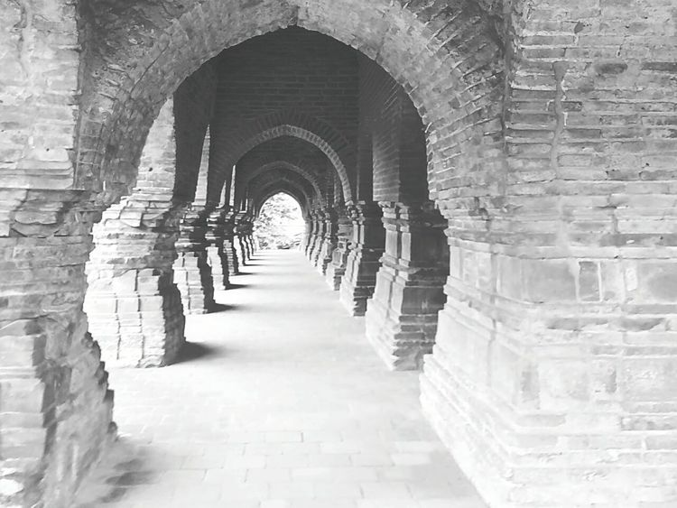 History reveals... Architecture Built Structure History Vanishing Point Repetition Arched Corridor Archway Stone Material Arcade The Way Forward Arch Architecture Built Structure The Way Forward History Diminishing Perspective Incidental People Building Exterior Corridor Stone Material Archway Arcade The Past Day