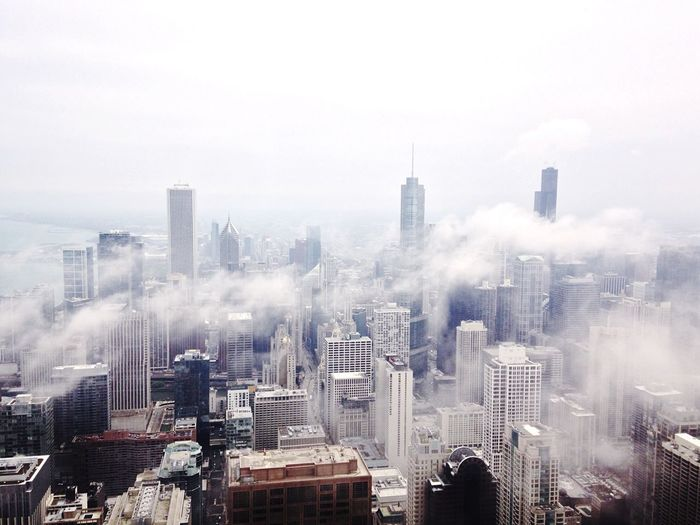 Chicago Open Edit From The Rooftop EyeEm X WhiteWall: Cities