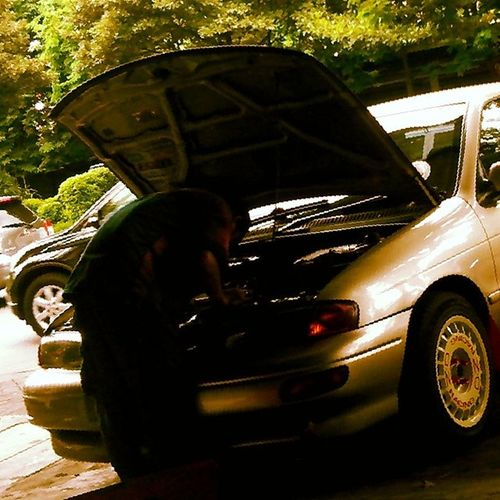tuneup Timor Rallye2001 Ozmags Oz kia sephia @kia_cars