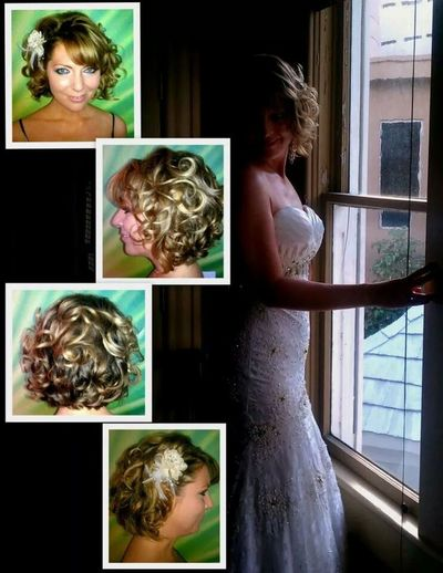 More of my work Wedding Hair Hair Short Hair hair