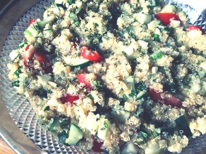 Tabouli salad Salad Vegetarian Food Quinoa