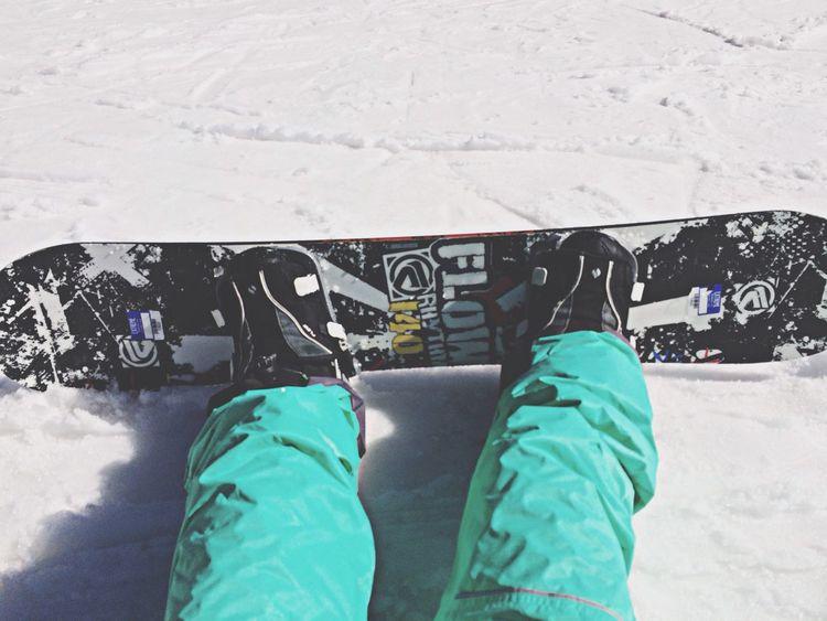 SnowWinterSnowboard