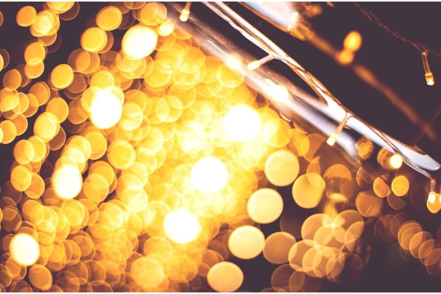 Illuminated Defocused Yellow Pattern Gold Colored Brightly Lit No People Backgrounds Shiny Christmas Glitter Close-up Indoors  Day Temptation Celebration EyeEm Best Shots Beauty In Nature EyeEm Nature Lover