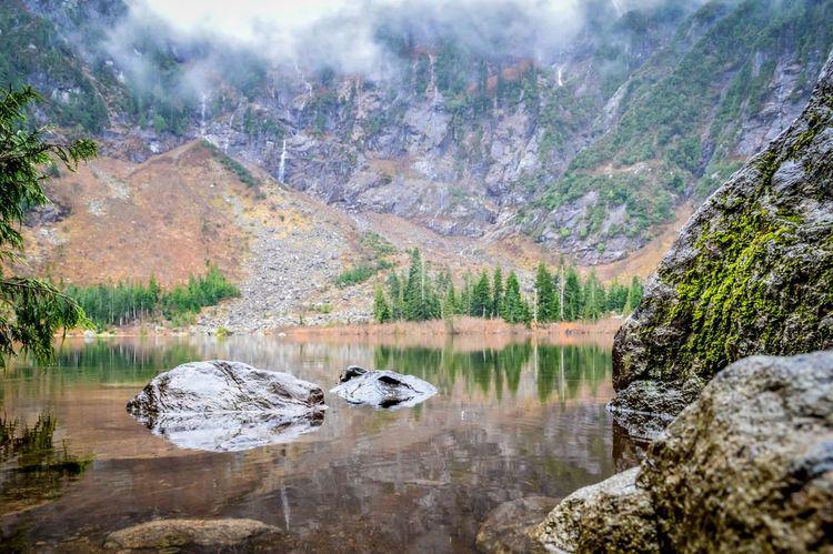 Washington State Heather Lake Pnwnaturescapes Mountains Livewashington Evergreen State Washington Pacific Northwest