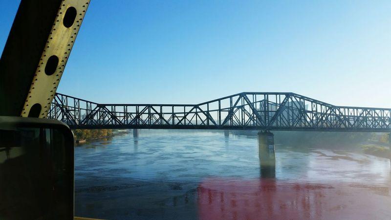 Taking Photos Traveling Bridges