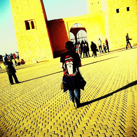 Men Full Length Musician Togetherness Sunlight Shadow Architecture Building Exterior Built Structure First Eyeem Photo