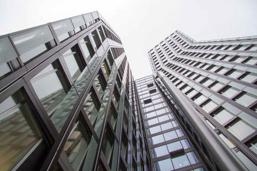 Hamburg Architecturelovers Architectureporn Architecture Tilted Hamburg Germany Building Unusual Special Innovative Modern