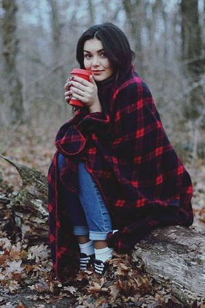 Canon Canonrussia Canonphotography кэнон Canon_photos Россия 50mm Кавказ девушка Girl Portrait Travel Young Women Full Length Warm Clothing Portrait Women Beauty Beautiful Woman Winter Cold Temperature Standing
