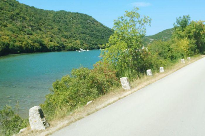 Limskikanal Croatia Istria Summer Nature