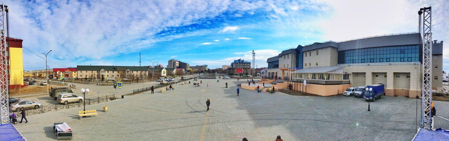 площадь Hi! Russia Yamal север Shd2day Yanao