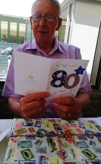 my father 80*