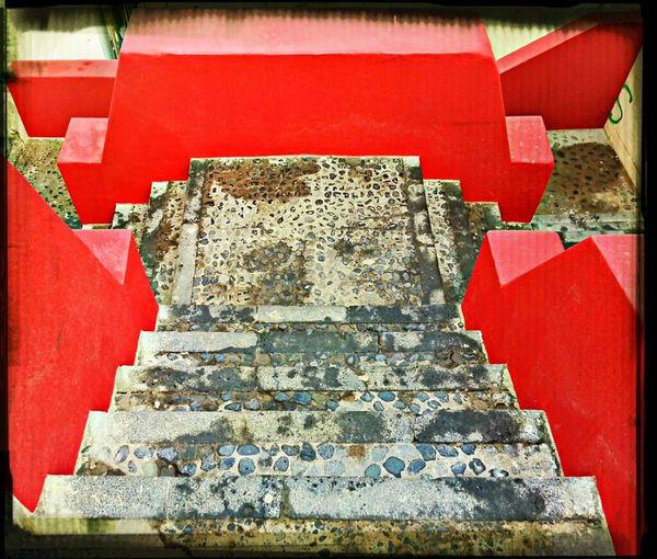 Escaleras arriba o escaleras abajo?... Upstairs or downstairs... Serie: ...Rincones de Las Palmas modernA HDR Texture Escaleras Texturas Eye4photography  ...Rincones De Las Palmas ModernA... Stairs