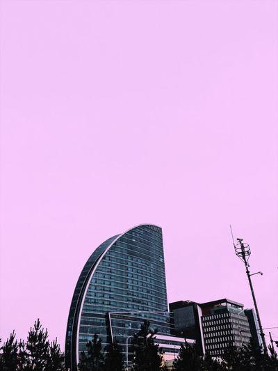 Pinky ❤ Sky