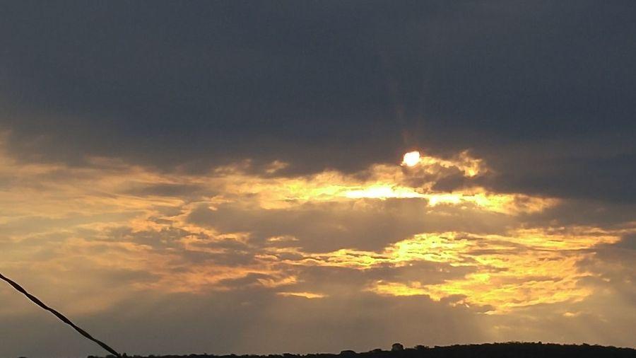 Sun Sky Clouds