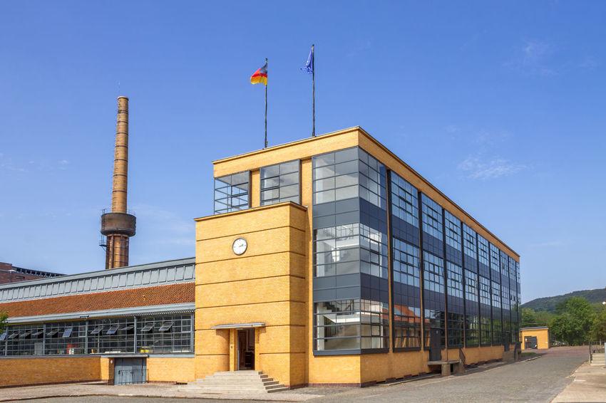 Alfeld, Fagus Werk Architecture Fabrik Panorama Alfeld Building Fagus Germany Historical Niedersachsen Werk
