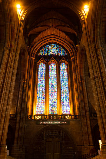 Liverpool Liverpool Cathedral History Historical Building Religion Cathedrals  Anglican Cathedral Day Out Learning Giles Gilbert Scott Architecture Building Exterior World War Liverpool Blitz Bell Tower Large Building Bells Built Structure