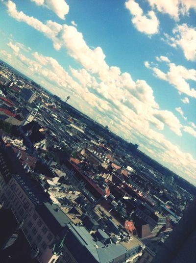 Wien Vienna From The Stephansdom..😍❤️ First Eyeem Photo