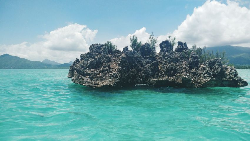 #coral island#nature EyeEm Selects Sea Nature Beauty In Nature Tropical Climate Scenics Sky Water Beach Travel Destinations Vacations UnderSea Sea Life Outdoors EyeEmNewHere