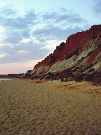 Breath thanking Beach ! Escaping Enjoying Life Portugal