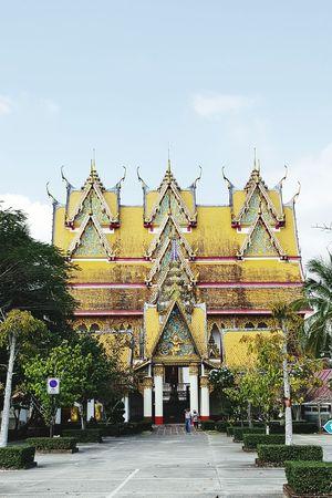 Wat Wang Wiwekaram Sangklaburi Thailand Temple Thailandtravel Thailand Trip