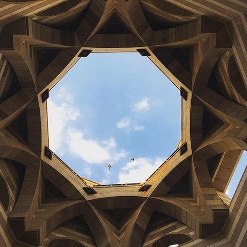 ما أضيق العيش لولا فسحة الأمل. Architecture AUC Cairo Egypt Outdoors Sky