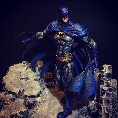 1970's Batman by Play Arts Kai. Loving this figure A LOT.